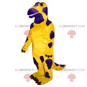 Rysunek postaci maskotki anime - Dinozaur - Redbrokoly.com