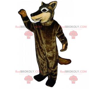 Fabelfiguren Maskottchen des Brunnens - Fuchs - Redbrokoly.com