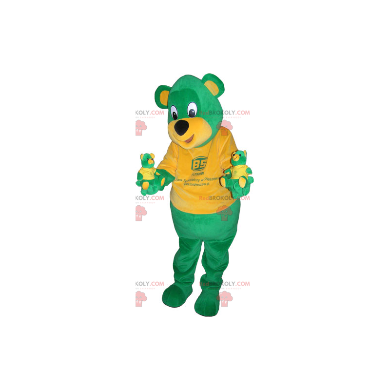 Kitchen utensil mascot - Kettle - Redbrokoly.com