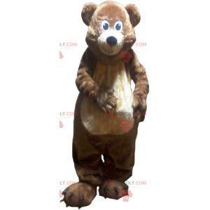 Zvířecí maskot - medvěd - Redbrokoly.com