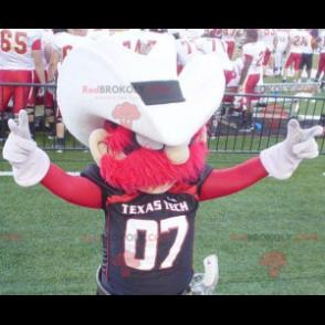 Sheriff cowboy mascot - Redbrokoly.com