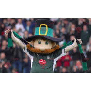 Irský maskot červený muž - Redbrokoly.com