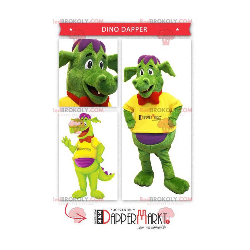 Maskotka kolorowy dinozaur - Redbrokoly.com