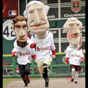 4 mascots of politicians - Redbrokoly.com