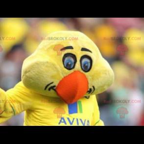 Kanarisches Maskottchen des gelben Kükens - Redbrokoly.com