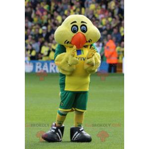 Yellow chick canary mascot - Redbrokoly.com