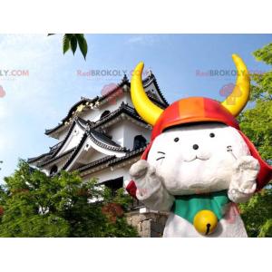 Samurai cat maskot - Hikonyan maskot - Redbrokoly.com