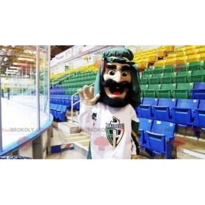 Orientální muž maskot sultána - Redbrokoly.com