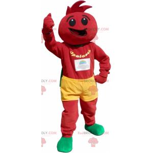Tomato costume. Tomato mascot - Redbrokoly.com