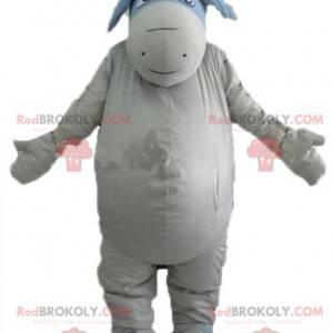 Maskot slavného oslího medvídka Pú - Redbrokoly.com