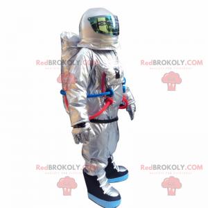 Astronaut maskot - Redbrokoly.com