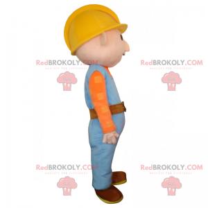 Bob the Builder Mascot - Redbrokoly.com