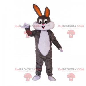 Mascotte di Bugs Bunny - Redbrokoly.com