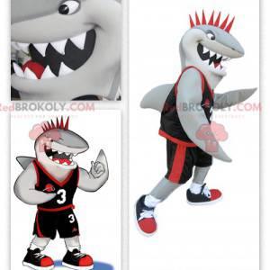 Maskotka sportowego rekina - Redbrokoly.com