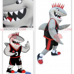 Sports haj maskot - Redbrokoly.com