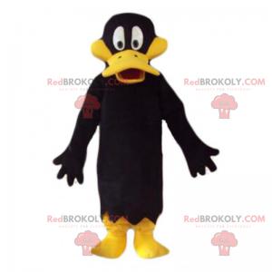 Daffy Duck maskot - Redbrokoly.com
