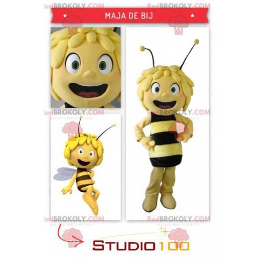 Krásný maskot včelka Maya - Redbrokoly.com