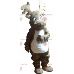 Deer mascot - Redbrokoly.com