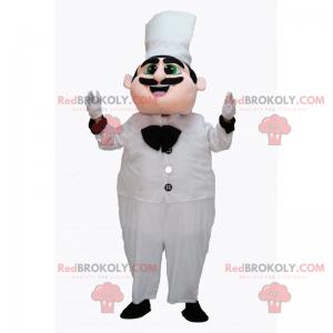 Maskot kuchař - Redbrokoly.com
