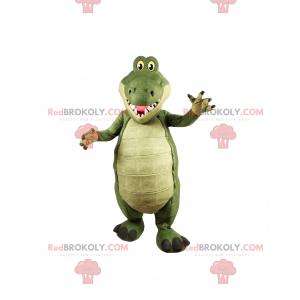 Crocodile mascot - Redbrokoly.com
