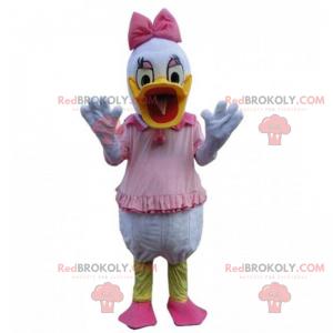 Daisy mascot - Redbrokoly.com