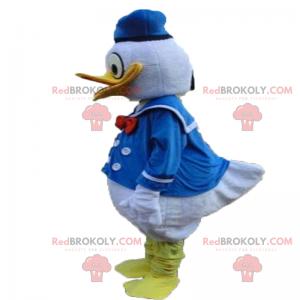 Donald mascotte - Redbrokoly.com