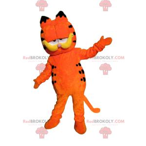 Mascote garfield - Redbrokoly.com