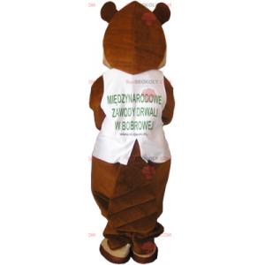 Mixer mascot - Redbrokoly.com