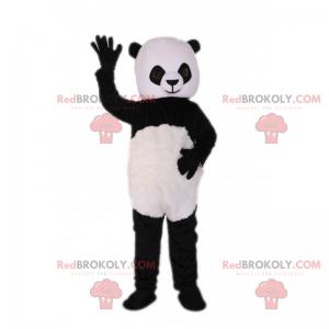 Panda maskot - Redbrokoly.com