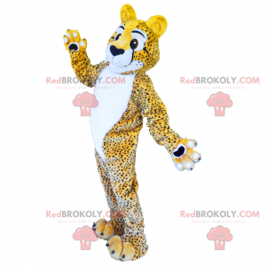 Panther mascot - Redbrokoly.com