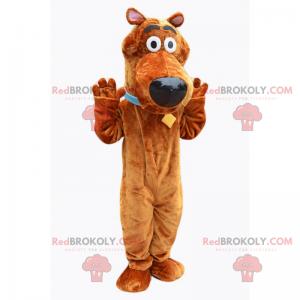 Mascota del personaje - Scooby Doo - Redbrokoly.com
