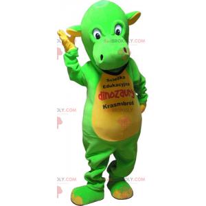 Little dinosaur mascot - Redbrokoly.com