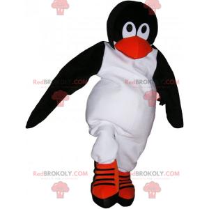 Kleines Pinguin-Maskottchen - Redbrokoly.com