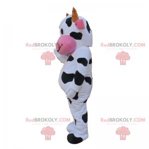 Malý maskot krávy - Redbrokoly.com
