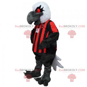 Red stack mascot - Redbrokoly.com