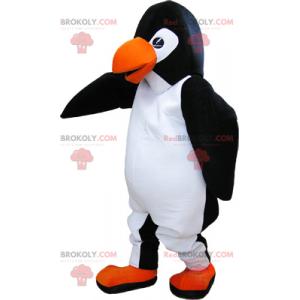 Penguin mascot - Redbrokoly.com