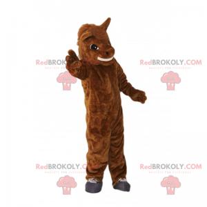 Pony mascot - Redbrokoly.com