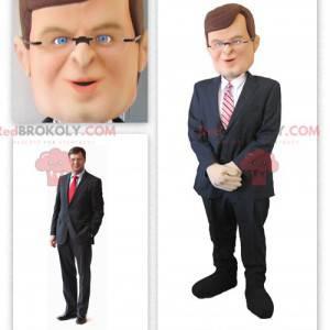 Maskotka holenderskiego polityka Jana Petera Balkenende -