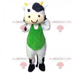 Kráva maskot se zástěrou - Redbrokoly.com