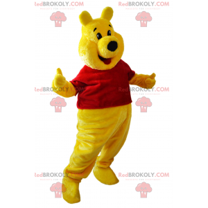 Winnie the Pooh Maskottchen - Redbrokoly.com