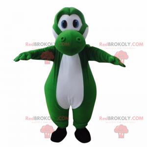 Yoshi Green Mascot - Redbrokoly.com
