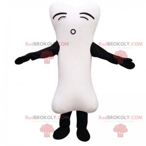 Bone mascot - Redbrokoly.com