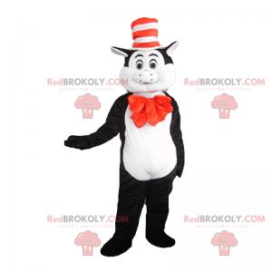 Cat Hat Mascot - Dr Seuss - Redbrokoly.com