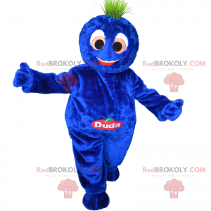 Water drop mascot - Redbrokoly.com