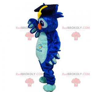 Promoce sovy maskot - Redbrokoly.com