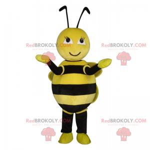 Insect mascot - Bee - Redbrokoly.com