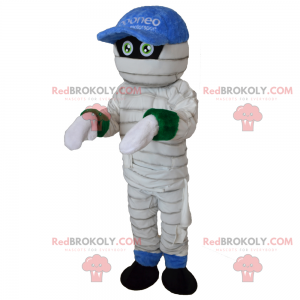 Karateka mascot - child - Redbrokoly.com