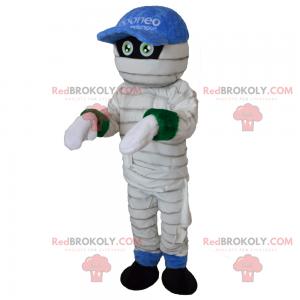 Mascota Karateka - niño - Redbrokoly.com