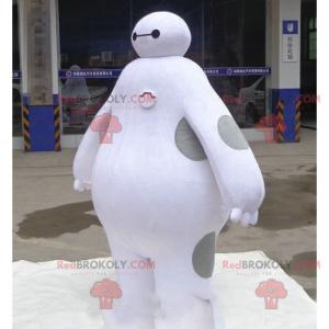 Mascot character of The New Heroes - Baymax - Redbrokoly.com