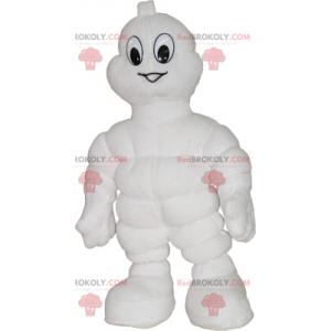 Michelin Man Mascot - Redbrokoly.com